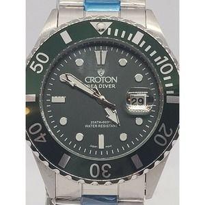 Croton Seadiver Men's 20M Divers Watch